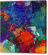 Abstract Mm No. 105 Canvas Print