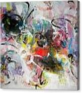 Abstract Painting Colourful Art Canvas Print