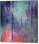 Abstract Print 25 Canvas Print