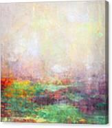 Abstract Print 8 Canvas Print