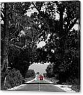 Abstract Road  Canvas Print