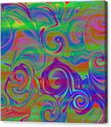 Abstract Series 5 Number 3 Canvas Print