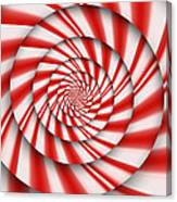 Abstract - Spirals - The Power Of Mint Canvas Print