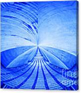 Abstract Structure Canvas Print