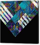 Abstract Study Twelve Canvas Print