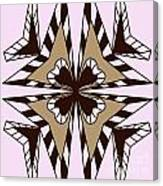 Abstract Symmetry-3 Canvas Print