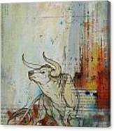 Abstract Tarot Art 017 Canvas Print