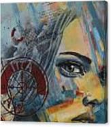 Abstract Tarot Art 022a Canvas Print
