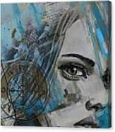 Abstract Tarot Art 022c Canvas Print