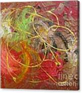 Abstract Vii Canvas Print