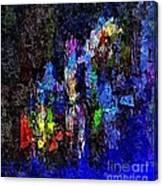 Abstraction 0375 - Marucii Canvas Print