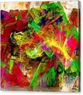 Abstraction 0492 Marucii Canvas Print