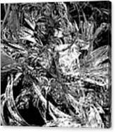Abstraction  0495 - Marucii Canvas Print