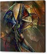 Abstraction 0497 Marucii Canvas Print