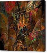 Abstraction 0555 Marucii Canvas Print