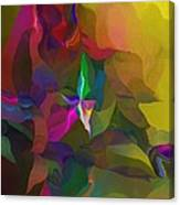 Abstraction 111212 Canvas Print