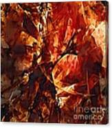 Abstraction  272 - Marucii Canvas Print