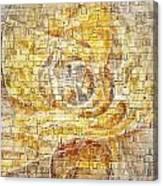 Abstraction 561-11-13 Marucii Canvas Print