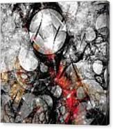Abstraction 664 - Marucii Canvas Print