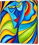 Abstraction 757 - Marucii Canvas Print
