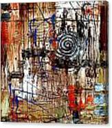 Abstraction 758 - Marucii Canvas Print