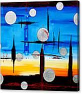 Abstraction - IIi - Canvas Print