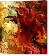 Abstraction Surrealist By Rafi Talby Canvas Print