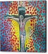 Abundant Love Too Canvas Print