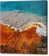 Abyss Pool Canvas Print