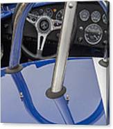 Ac 427r Cobra Interior Canvas Print