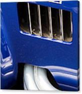Ac 427r Ford Cobra Details Canvas Print