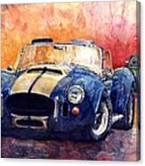 Ac Cobra Shelby 427 Canvas Print