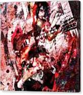 Ac Dc Original  Canvas Print