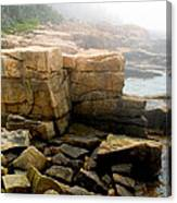 Acadia Morning 7647 Canvas Print