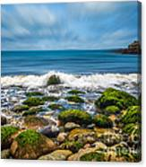 Acadia Ocean Breeze Canvas Print