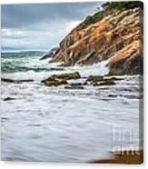 Acadia Surge Canvas Print