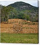 Acapulco Mexico Archaeological Site Canvas Print