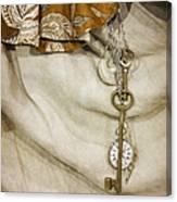 Accessories Canvas Print