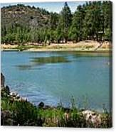 Across Goldwater Lake Canvas Print