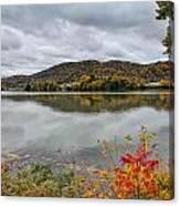 Across The Ohio River Canvas Print