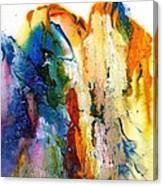 Acrylic Flow Canvas Print
