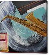 Acrylic Msc 036  Canvas Print