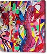 Acrylic Msc 042 Canvas Print