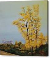 Acrylic Msc 192 Canvas Print