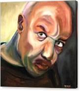 Actor Delroy Lindo Canvas Print