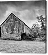 Adams County Barn 2923b Canvas Print