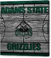 Adams State Grizzlies Canvas Print