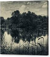 Adda River 3 Canvas Print
