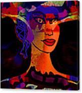 Adelita Canvas Print