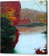 Adirondack Autumn Canvas Print